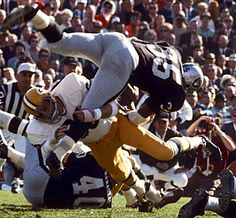 Ray Nitschke, 1958-1972 Green Bay Packers
