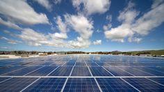 The nation is on the verge of the solar revolution Renewable Energy, Solar Energy, Solar Power, Solar Panel System, Solar Panels, Power Trailer, Energy Projects, Solar Projects, Energy Companies
