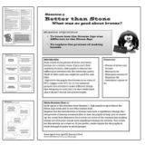 LESSON PLAN From Stone Age to Bronze Age