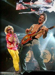 Van Halen (with Sammy Hagar)