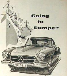 1957 Mercedes-Benz