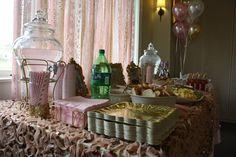 Maggies Birthday Party At Glamm Interiors Of Katy TX