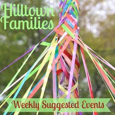 Hilltown Families list of Weekly Suggested Events for this weekend and next week is up at www.HilltownFamlies.org. Check it out and discover guided hikes, local art walks, May Day celebrations, Pride, Alchemy Artisan Fair, Renaissance Festival, literary events, and much more to do with the family here in Western MA!