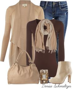 """Scarf"" by denise-schmeltzer on Polyvore"