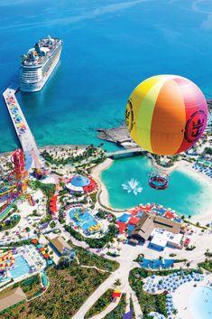 Royal Caribbean International, Royal Caribbean Cruise, Best Cruise Deals, Best Cruise Lines, Bahamas Cruise, Helium Balloons, Dream Vacations, Travel Inspiration, North America