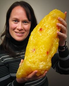 5 pounds of fat!!!  WOW