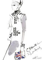 David Downton - Chanel, London 2008