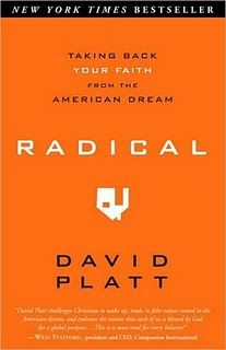 Radical - David Platt. Warning: Will without a doubt change your life forever!