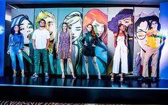 CMS + Camila Mendes, K.J. Apa, Lili Reinhart, Madelaine Petsch + Ashleigh Murray