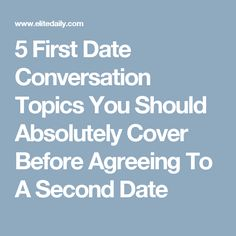 dating first phone call topics