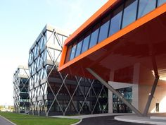 Gallery - IT-Fornebu Portal building / A-Lab - 4