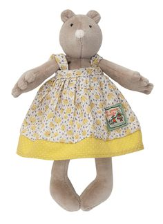 Tiny (8in.) Apolline from La Grande Famille #632249 #magicforesttoys #moulinroty