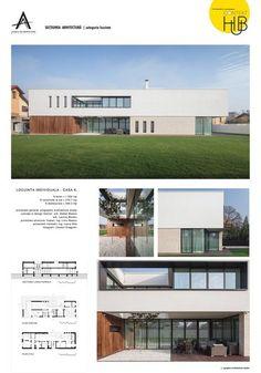 Locuinţă individuală - Casa K Home Fashion, Exhibitions, Mansions, House Styles, Home Decor, Houses, Decoration Home, Manor Houses, Room Decor