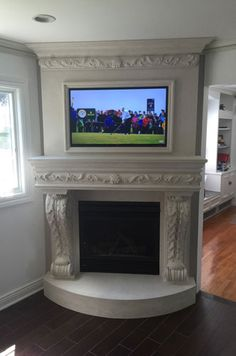 Cast Stone Mantels Designer S Idea Center
