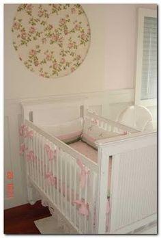 framed fabrics! great idea