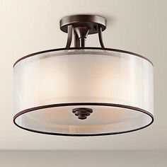 "Kichler Lacey Collection 15"" Wide Ceiling Light Fixture - #N0170 