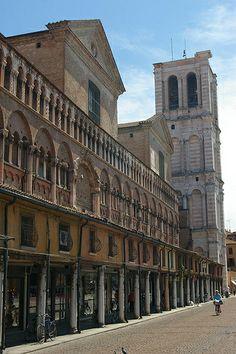 Cattedrale, Piazza Trento e Trieste - Ferrara, Italy
