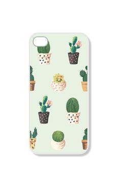 Succulent Cactus Phone Case