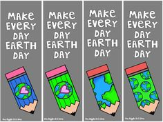 To help your students celebrate Earth Day while they are reading to the trees, I have some Earth Day Bookmark FREEBIES for you! You can get them HERE.