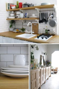 i want this kitchen.