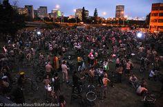 2012 World Naked Bike Ride - Portland-2 by BikePortland.org, via Flickr