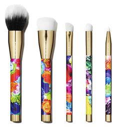 Brush Couture Five-Piece Brush Set by Sonia Kashuk - http://soniakashuk.com/products/brush-couture-five-piece/