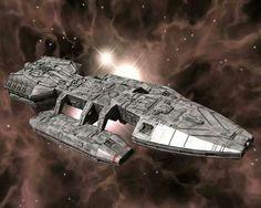 Battlestar Galactica - Galactica