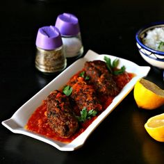 A Turkish kofta style that is stuffed with eggplant, it's healthy, and flavorsome! It's packed with nutrients & protein, low carb and gf.