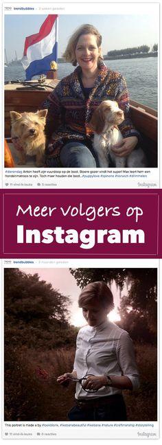 Hoe krijg je meer trouwe volgers op Instagram. Uitgelegd in 9 overzichtelijke stappen | trendbubbles.nl