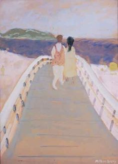 Самое время: на картинах американского Милтон Эвери 1888-1965