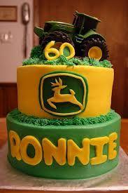 john deere cakes - Google Search