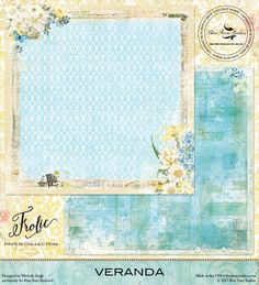 Blue Fern-Veranda
