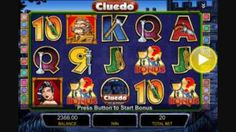 Complete review of the Cluedo Classic mobile slot.