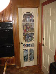 Victorian Screen Door | Alexandria Model (Unfinished Version) | www.VintageDoors.com
