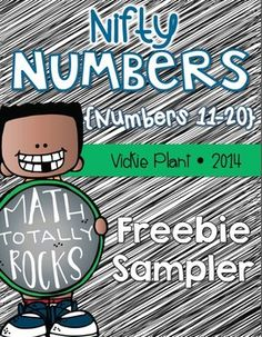 Nifty Numbers Freebie Sampler
