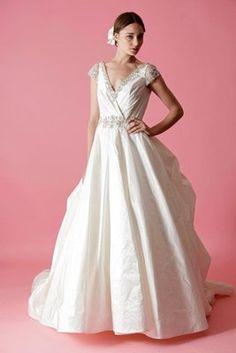 Badgley Mischka Fall 2012 Bridal