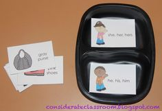 Considerate Classroom: Early Childhood Special Education Edition: Learning the Pronouns: His and Her