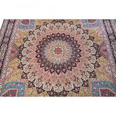 Parwis Orient-Teppich »Tabris Gomabad«, bunt, 200×300 cm …