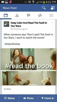 or any freakin book for that matter...