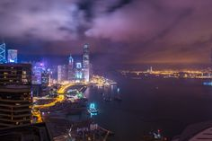 View from Renaissance Hong Kong Harbour View Hotel | Hong Kong Insider Diary via Gary Pepper
