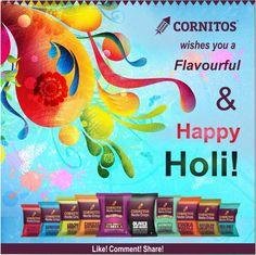 Wishing you a happy holi!