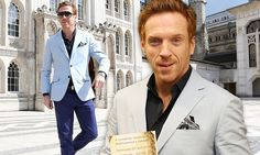 Damian Lewis praises Shakespeare as he marks the poet's 450th birthday