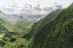 The Green Valley [OC 6000x4000 Kauai Hawaii]