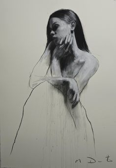 Mark Demsteader paintings and drawings