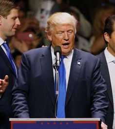A discontented Michigan town: America should have seen Trump coming Trump Kids, Eric Trump, Donald Trump Jr, Donald Trump Policies, Adult Children, Victorious, Michigan, Presidents