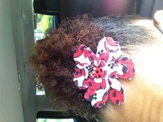 Sizzix Ladybug Hair Clip