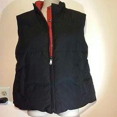 Ralph Lauren stunning dawn vest Black and red lining,vary warm. And lightweight Ralph Lauren Jackets & Coats Puffers