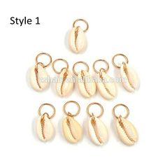 Cowry Shell Locs Jewelry Dread Cuff Coils Jewelry for Braids - Modern Hair Jewelry For Braids, Dread Jewelry, Dreadlock Jewelry, Hair Jewels, Hair Beads, Cuff Jewelry, Braid Accessories, Afro, Tibetan Jewelry