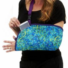 CastCoverZ! Slingz! Fashion Arm Cast Sling Covers
