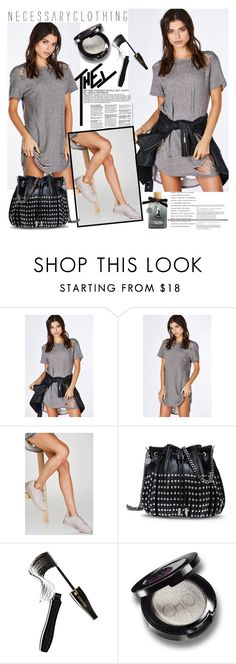 """""""Necessary Clothing"""" by gaby-mil ❤ liked on Polyvore featuring STELLA McCARTNEY, Lancôme, Torrid and NECESSARYCLOTHING"""